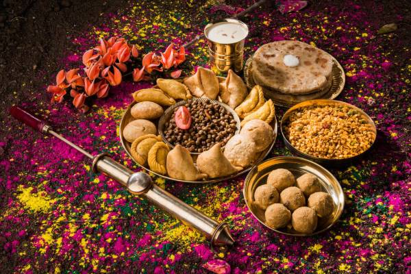 best Holi Dishes