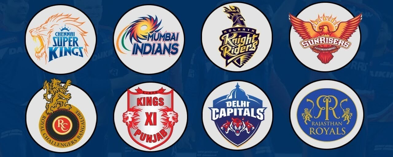 IPL-2020-Teams