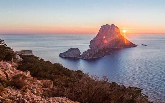 Es Vedrà, Spain