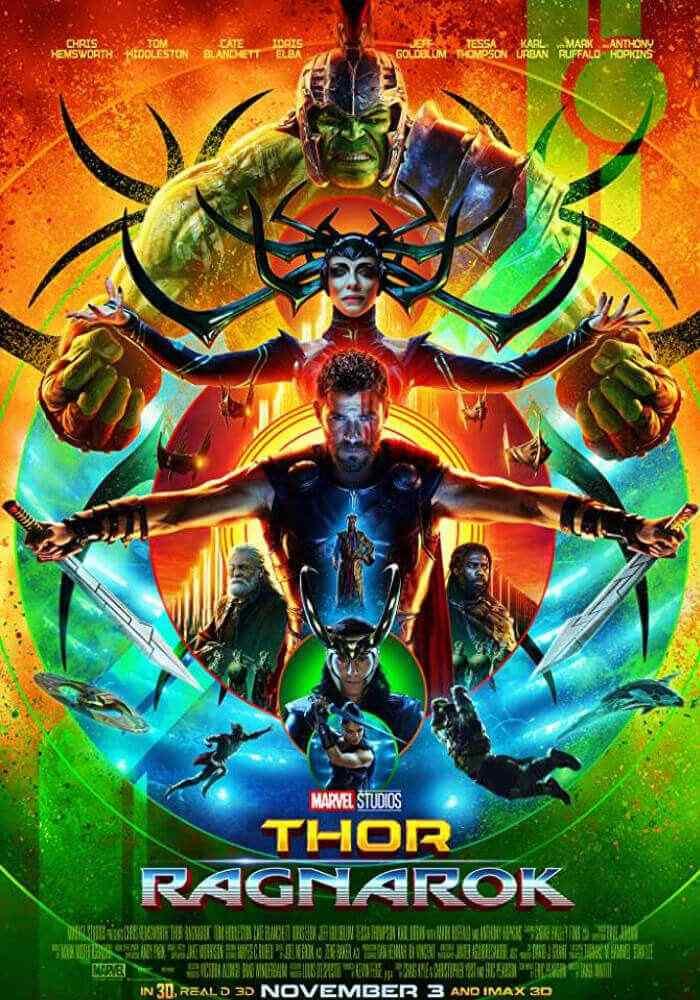 Thor Ragnarok Poster