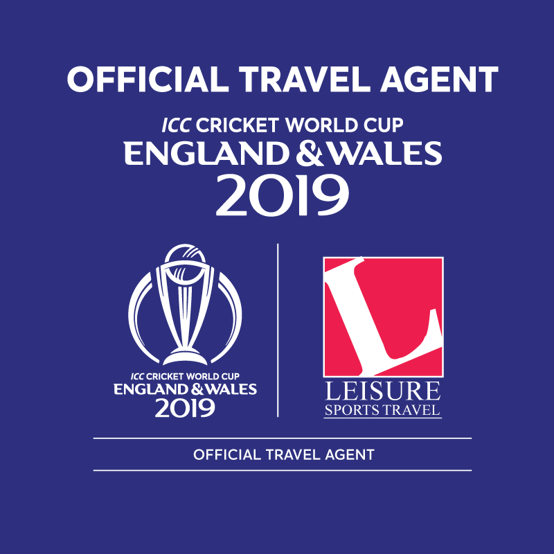 ICC Cricket World Cup Official Travel Agent - Leisure Sports Travel