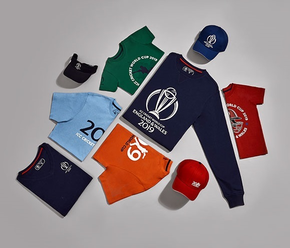 ICC Cricket World Cup 2020 Official Merchandise