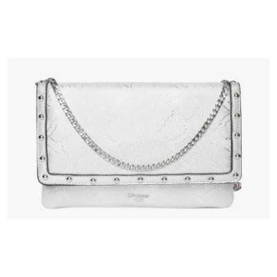 Dune London Bairo Silver Handbag