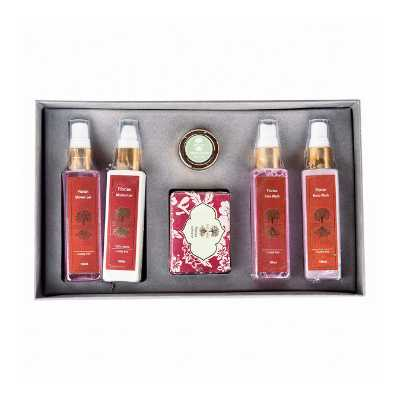 Roots & Above Forest Wood Aromatherapy Natural Care Kit