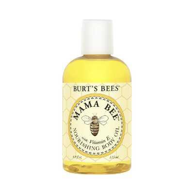 Burt's Bees Mama Bee Nourishing Body Oil with Vitamin-E