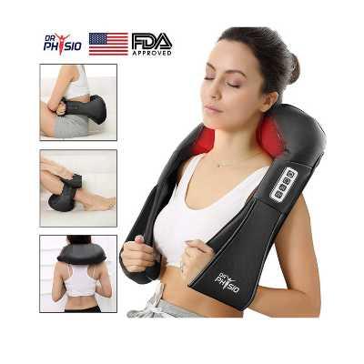 Dr Trust Physio Electric Heat Shiatsu Body Massager