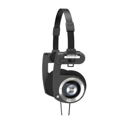 Koss Porta Pro Black On Ear Headphones