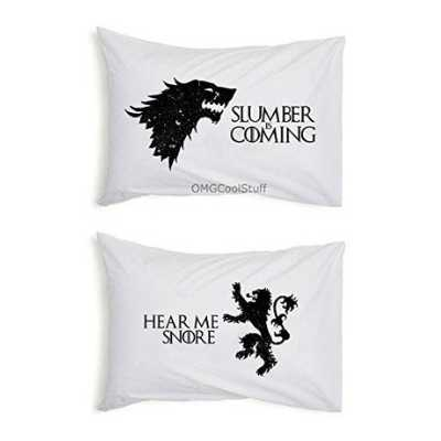 Game of Thrones Pillow Case Set