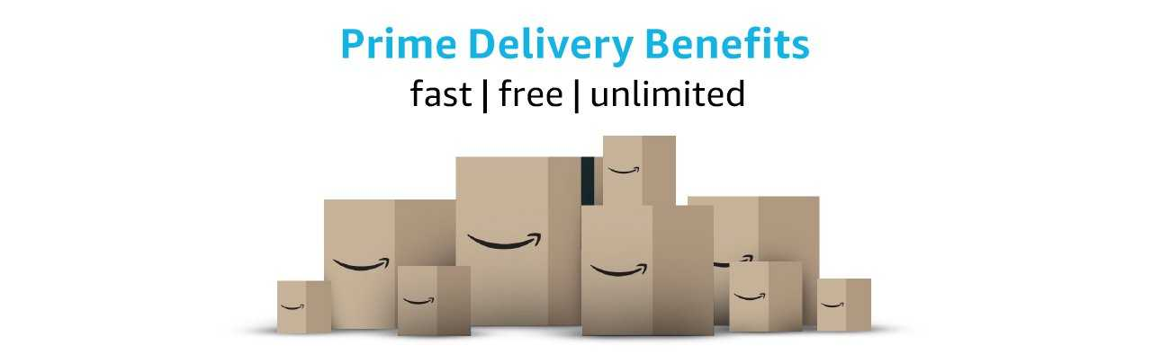 Amazon Prime Delivery Benefits
