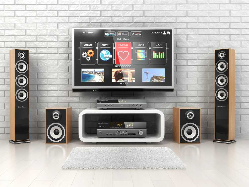 Top 11 Best Home Theater System 2019 – Review & Buying Guide
