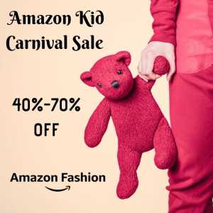 Image of a person holding a red teddy bear with red clothes