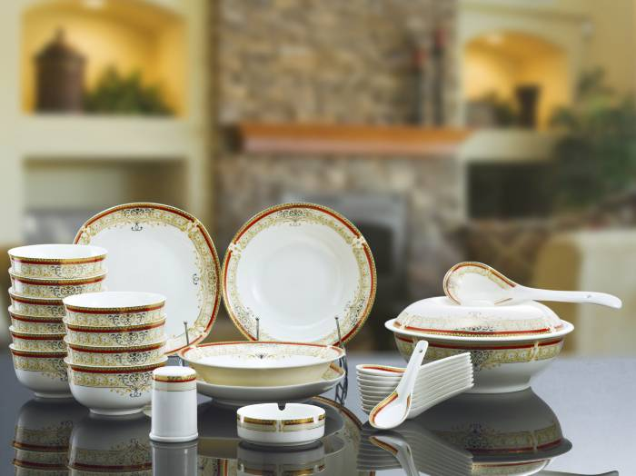 Top 10 Best Dinner Set in India 2019 – Review & Buying Guide