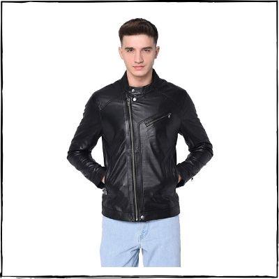 TheoAsh-Black-Biker-Jacket