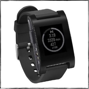 Pebble-Smartwatch-–-Pebble-Technology-Corp-Classic-301BL-Smartwatch
