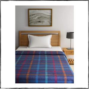 Raymond-Home-Wool-Single-Blanket-–-Grey-–-Best-Wool-Blanket