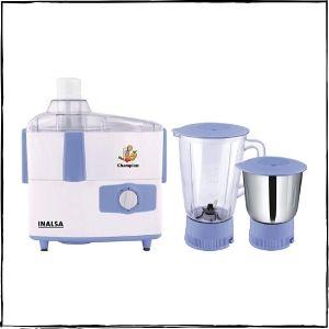 Best-juicer-mixer-grinder-for-dry-grinding-–-Inalsa-Champion-450-Watt-Juicer-Mixer-Grinder