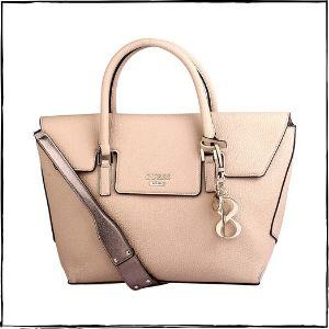 Guess-Handbags-–-Guess-Brown-Coloured-Handbags