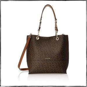Calvin-Klein-Handbags-–-Calvin-Klein-Reversible-Logo-Tote-Bag