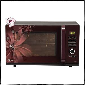 LG-microwave-oven-LG-32L-Convection-Microwave-Oven-MC3286BRUM-Black