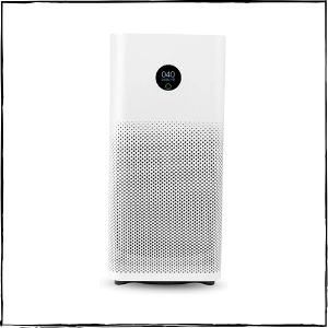 Mi Air Purifier 3 : Smart, with True HEPA Filter