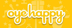 Oye Happy Coupons and deals