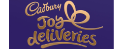 Cadbury Joy Deliveries Coupons and deals