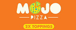 Mojo Pizza Coupons and deals