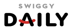 Swiggy Daily Coupons and deals